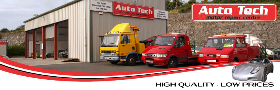 Auto Tech Bodywork and Crash Repair, Sligo